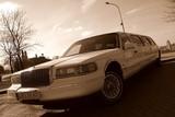 Limuzinu nuoma  7. Lincoln Town Car  8 Sitze        Das ist eine Limousine von subtilem Design.